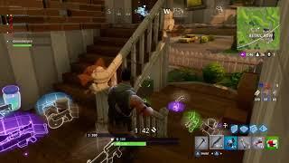 Fortnite funny trap kill