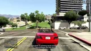 Grand Theft Auto V (GTA 5) Gameplay Walkthrough Part 5 Father / Son XBOX 360 PC PS4 [ Full HD ]