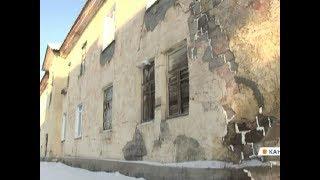 В общежитии Канска обрушилась стена: 20 семей боятся оказаться под завалами