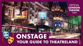 Official London Theatre's On Stage March-April 2019