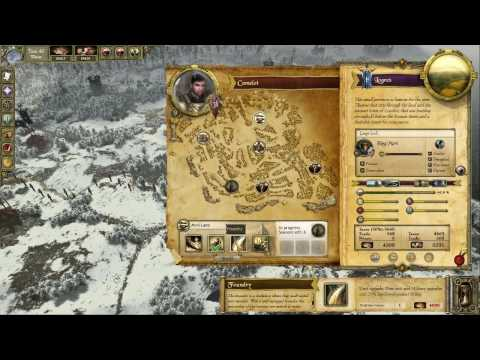 King Arthur: The Role-playing Wargame Developer Diary #1 - General Gameplay |