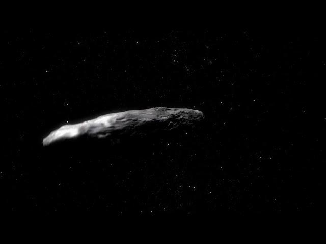 Oumuamua is Something Else?