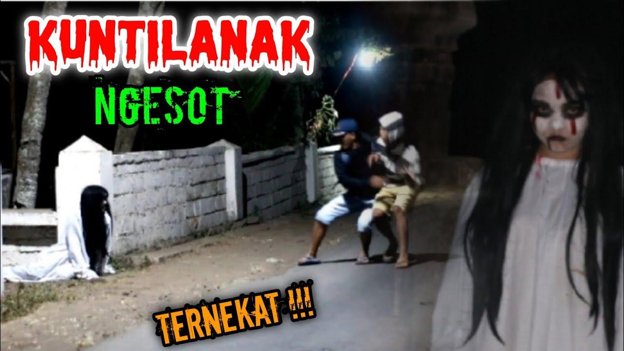 Download Prank Ternekat!!! Kuntilanak Ngesot Ditempat Angker || Lucu Bikin Ngakak 😂😂😂
