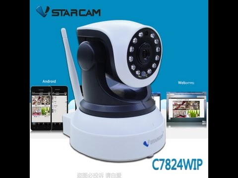 Camara WiFi VstarCam Robotica Español Colombia
