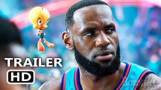 SPACE JAM 2 A NEW LEGACY Trailer (2021) Película familiar