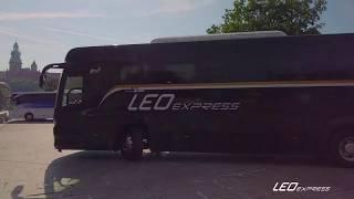 LEO Express - Podróżuj po Polsce i Europie! LEOonTour - relacja 2