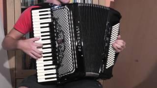 The Phantom Of The Opera - Andrew Lloyd Webber on Accordion