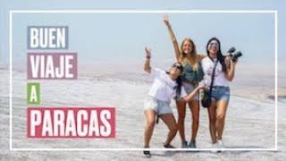 Campamento en Paracas con las MISIAS PERO VIAJERAS- 2019 ⛺