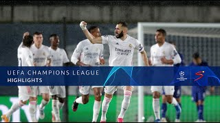 UEFA Champions League | 1st Leg l Real Madrid v Chelsea | Highlights
