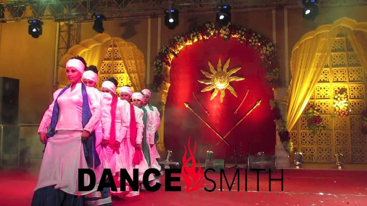 Dance Smith Poppy Western Mujra Bollywood Dance Troupe