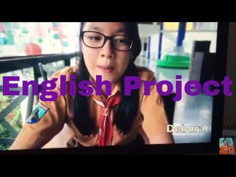 English Project Kosayu 1 JHS || MichelleDebora