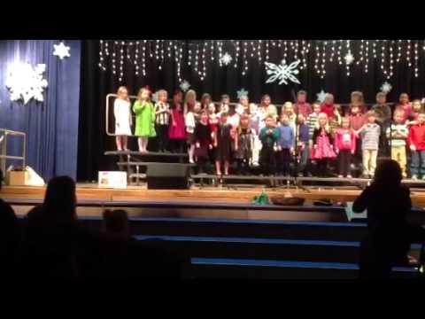 Mercersburg Elementary School Winter Concert 2012