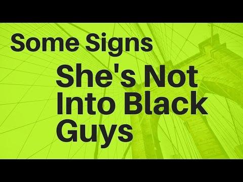 Some Signs She's Not Into Black Guys | Online Dating Tips For Men | Pof Secrets