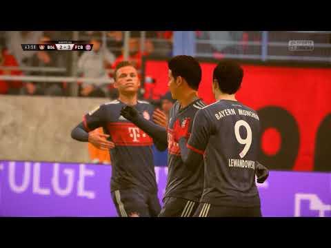 FIFA 18-Bayern vs Bayer