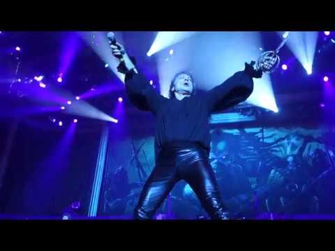 Iron Maiden - The Clansman Live @ Hartwall Arena Helsinki 28.5.2018