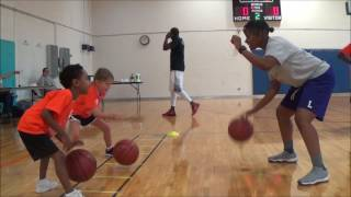 Metro Sports Fieldhouse August 5th 2017 Hoops Literacy Basketball Camp