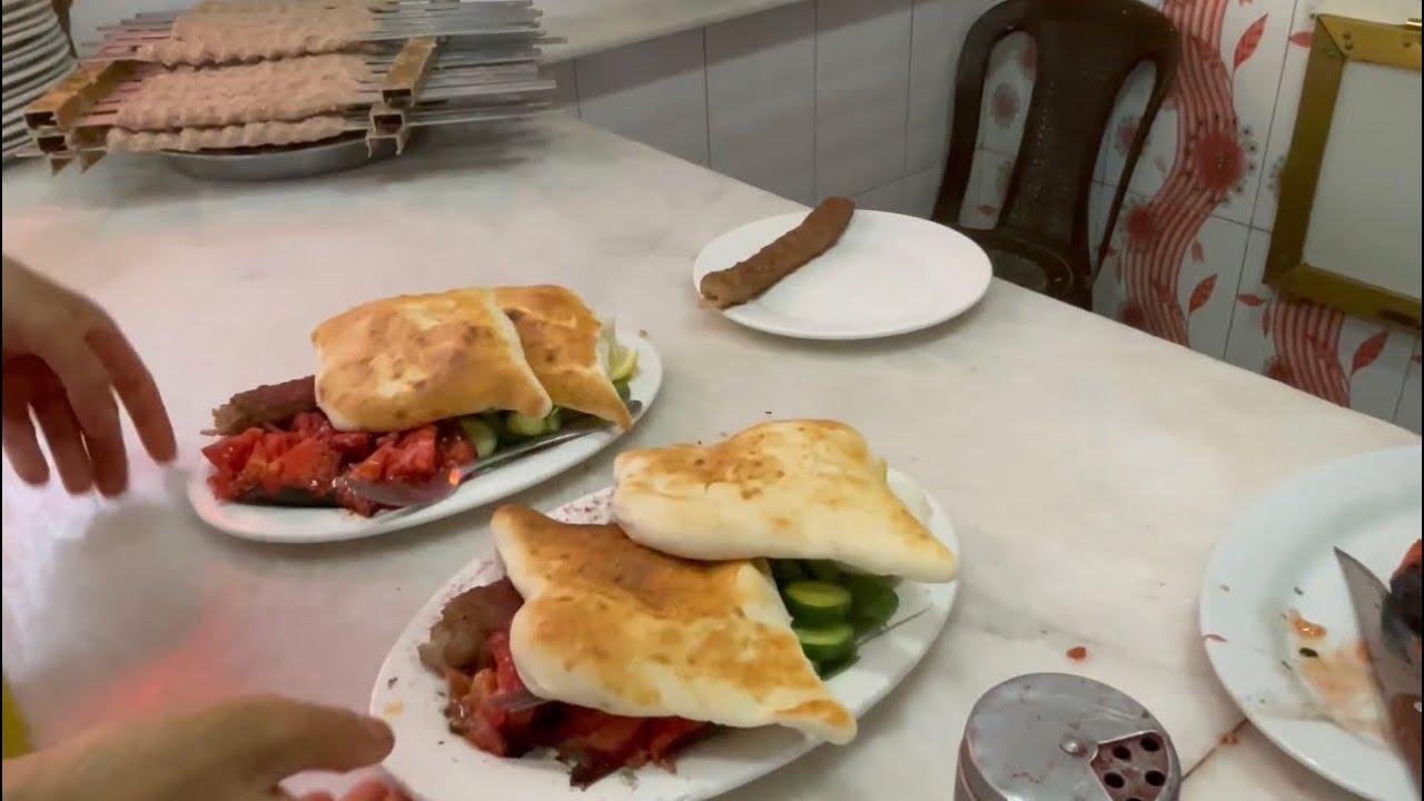 اقدم مطاعم الكباب في العراق