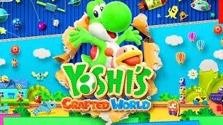 YOSHI'S CRAFTED WORLD - PIERWSZE WRAŻENIA