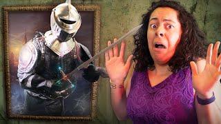 The Evil Knight Came Alive! (Artist Core)