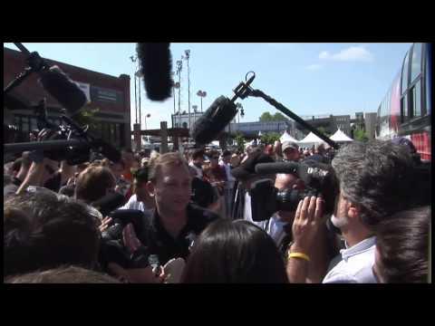 Johan Bruyneel reacts to Landis allegations