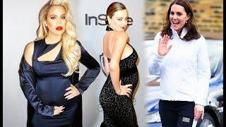 видео ТОП-12 беременных звезд, которые станут мамами в 2018 году