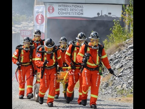 2016 International Mines Rescue Competition (IMRC 2016)