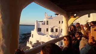 Casa Pueblo Punta del este. Uruguay