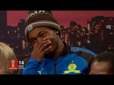 Shampoonizer and Thomas Mlambo entertains the sport @ 10 viewers