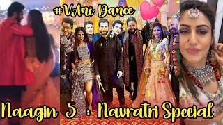 Naagin 5 Bani Veer Dance Video   Naagin 5 Full Offscreen from Set   Naagin 5 Telly Updates