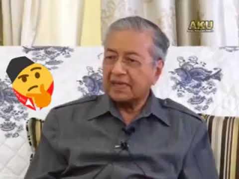 Penerangan Tun Dr Mahathir Mohamad Tentang GST
