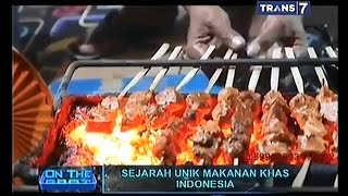 Video On The Spot - Sejarah Unik Makanan Khas Indonesia download MP3, 3GP, MP4, WEBM, AVI, FLV September 2018
