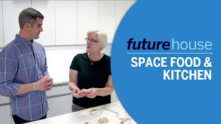 Future House Extras | Space Kitchen