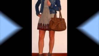 Outfit vestido de Bershka Thumbnail