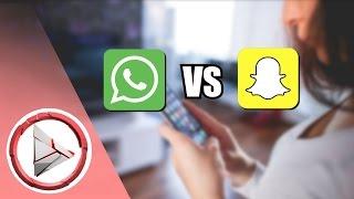 KRASSES WhatsApp-Update! - Neuer Status = Snapchat am Ende?!  😲(WhatsApp attackiert Snapchat mit einem neuen Update des Status! Somit werden quasi die