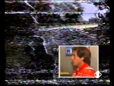 Giro di pista con Ayrton Senna Monza 1991