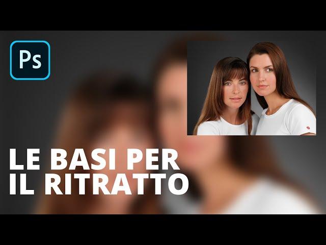 Basi Parte 3 (RITRATTO) - Tonality Masks