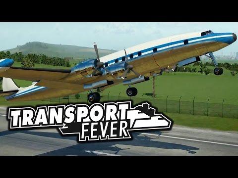 Fiebre del transporte: Transport Fever