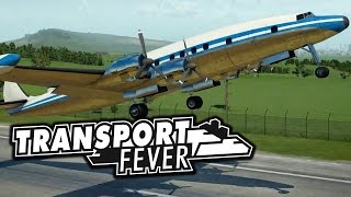 Transport Fever - Official Launch Trailer