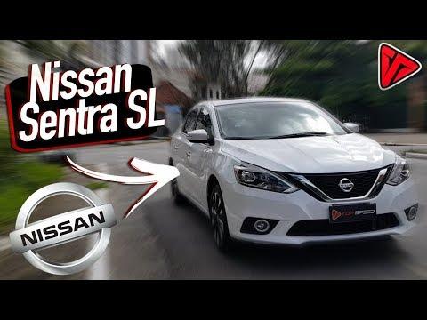 Avaliação Nissan Sentra SL 2018  | Top Speed