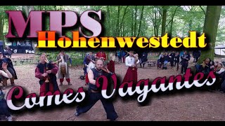Comes Vagantes - MPS Hohenwestedt 2016 - DJI OSMO - HQ Sound