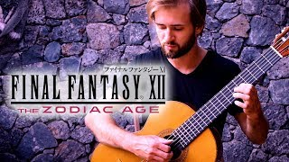 Final Fantasy XII (12) Guitar Cover - Streets of Rabanastre - Sam Griffin