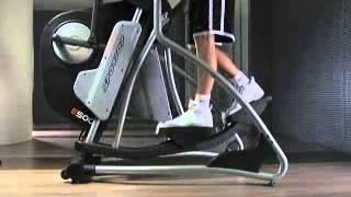 видео Эллиптические тренажеры AEROFIT