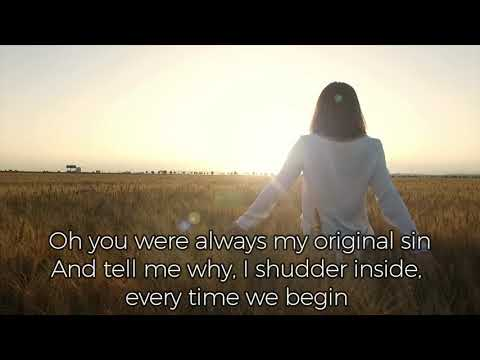 Original Sin - Elton John (Lyrics Video)