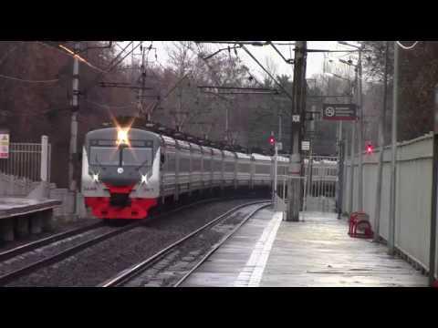 ЭД4М-0471, платформа Переделкино