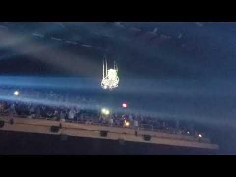 Lady Gaga 4k Enigma Concert. Paparazzi