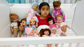 Esma and her Dolls