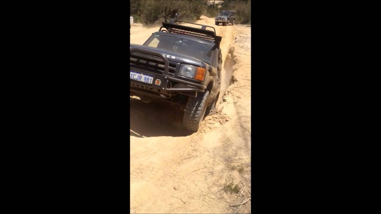 Diff Locker vs Traction Control – outbackjoe