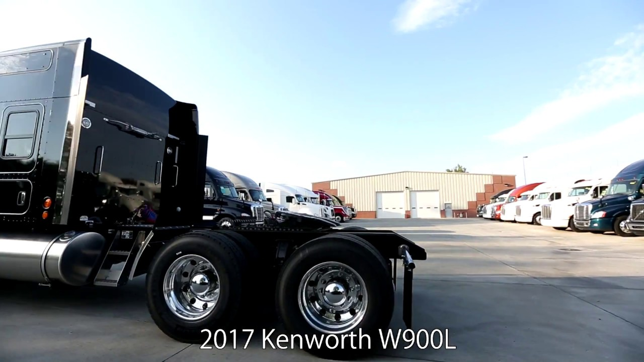 Lone Mountain Truck Leasing >> 2018 Kenworth W900L Lone Mountain Truck Leasing - YouTube