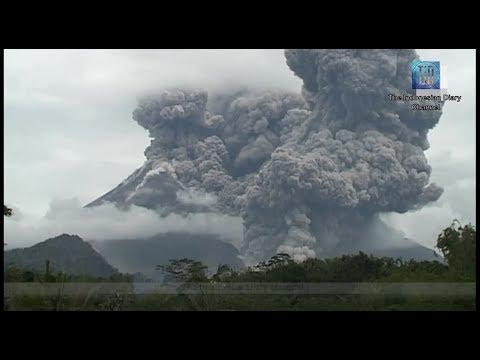 7 Gunung Terdahsyat di Indonesia Hingga Mengubah Iklim Dunia, salah satunya Gunung Agung