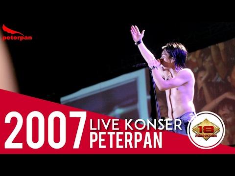 Peterpan - Topeng |  (Live Concert November 13th,  2007 Bogor)